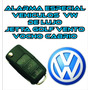 Auto Alarma Para Vw Jetta Golf Vocho Nb Vento Polo Cabrio