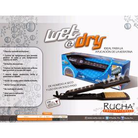 Plancha Rucha Wet & Dry 450f Cabello Humedo Seco 110v Y 220v