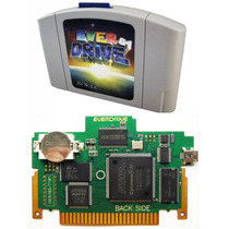 Flashcard Everdrive 64 V3 Ultracic 2 Krikzz P/ Nintendo 64