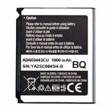 Bateria Samsung Ab603443cu P Gt-s5230 Star Gt-i6220 Sgh-g800