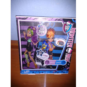 Monster High Hermanas Lobo Envío Gratis