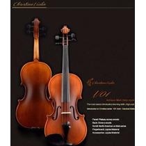 Violino Profissional Modelo Stradivarius Video Timbre Lindo!