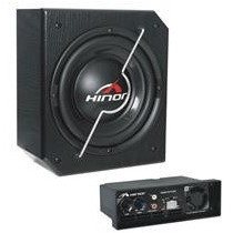 Caixa De Som Amplificada Hinor Active S10 Nova 120w + Frete