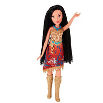 Boneca Princesas Clássicas - Pocahontas - Hasbro