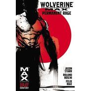 Wolverine Max Vol  Tp 1 Al 3 Completo