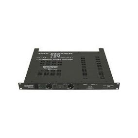 Amplificador Estéreo 2 Canais 188w Power 750 - Ciclotron