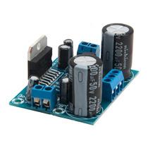Amplificador Potência De Áudio Tda7293 85w Rms Placa Montada