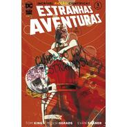 Hq Estranhas Aventuras Vol.01 - Dc Black Label - Panini