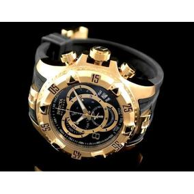 5019c2e5566 Relógio Masculino Invicta Reserve Excursion Dourado preto · R  599. 12x R   49 sem juros