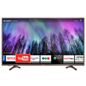 Smart Tv 4k 55 Sharp Sh5520kuhdx