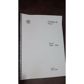 Catálogo Peças Volkswagen Fusca Itamar - Catálogo Impresso