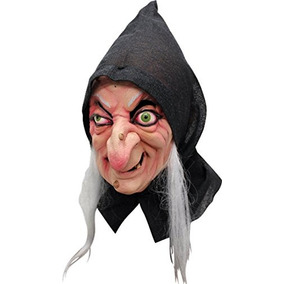 Máscara De La Bruja Blanca Nieves