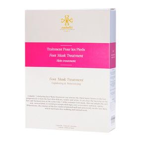Tratamiento De Calcetines Exfoliantes Para Pies Émbelle Gold