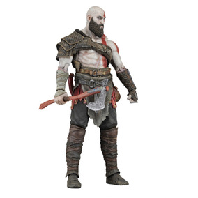 God Of War Kratos 4 Gow Ps4 Boneco Videogame Geek Novo
