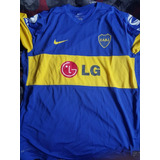 Camiseta Original Boca Juniors Xxl 2011 Nueva