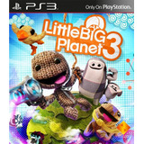Little Big Planet 3 Ps3 Digital | Español Tenelo Chokobo