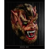 Mascara De Latex Las Mejores Del Pais - Hombre Lobo Bestia