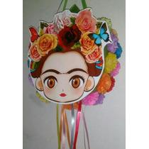 Piñata Infantil Cumpleaños Frida Mexicana