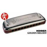 Armónica Hohner Golden Melody Tono C