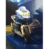 Moto Yamaha Yzr-m1 2013 Valentino Rossi Escala 1:12 Demon M