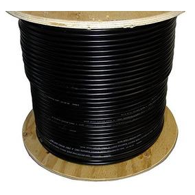 Cable Coaxial Rg59 Negro Por Metro