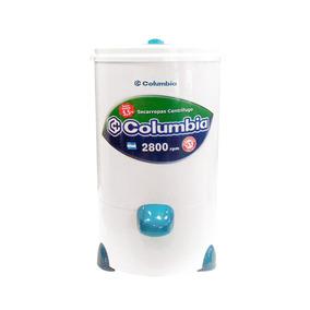 Secarropas Columbia Hts5500 5.5k.blanco Plastico