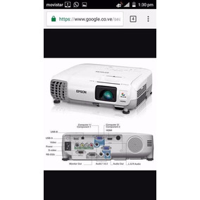 Video Beam Epson S17 Hdmi Proyector