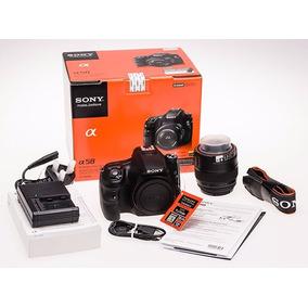 Camara Digital Profesional Sony Slt-a58y