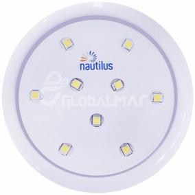 Iluminação Luminária Refletor Para Piscina Azul Led 9w 80mm