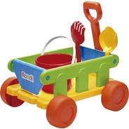 Carro De Arrastre Wagon Transporte Rondi 3097