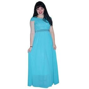 Vestidos Femininos Evangélicos Longos Madrinha 01