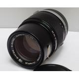 Olympus 135mm F3.5 Con Adaptador A Canon