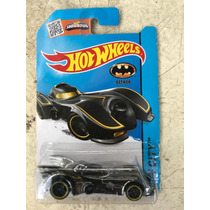 Carrito De Juguete Hotwheels Batimovil Batman Hw City