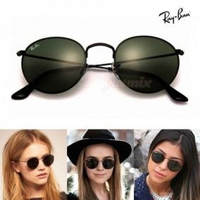 Oculos Ray Ban Importados De Sol Round - Óculos De Sol no Mercado ... 60bda8390a