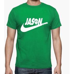 Camiseta Nike Azul Agua Marina - Ropa y Accesorios Verde en Mercado ... 85c15011478b0