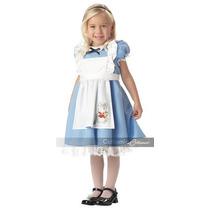 Disfraz Traje De Lil Alicia En Niños Pequeños