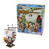 Modelo Barco Pirata One Piece Thousand Sunny Nuevo P/colecc.
