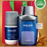 Set Perfume Kalos Sport 100 Ml - Esika