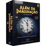 Dvd Além Da Imaginação - Vol. 2 - 3 Discos - Dublado Lacrado