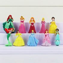 Coleccion De Figuras De Princesas Disney