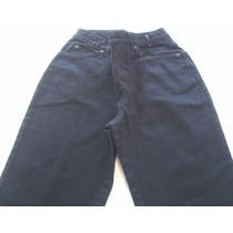 Calca Jeans Feminina Preta- Zoomp