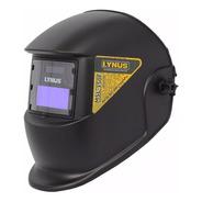 Máscara De Solda Com Escurecimento Automático Msl-350f Lynus