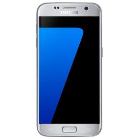 Smartphone Samsung Galaxy S7 Prata Tela 5.1 Android 6.0 Câ