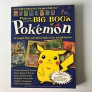 Enciclopédia Pokémon Pojos Unofficial Big Book Of Pokémon