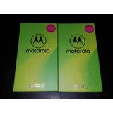Moto G6 Plus Xt1926 Color Deep Índigo + Envio Gratis