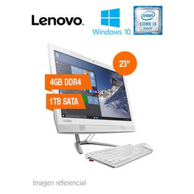 All-in-one Lenovo Ideacentre 300, 23 Fhd Ips, Intel Core I3