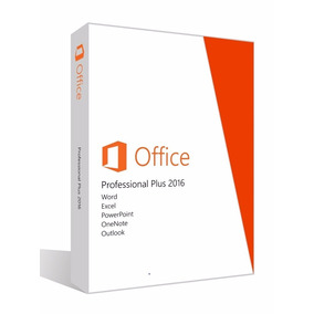 Office 2016 365 Proplus Windows & Mac Licencia Indivdual 1pc