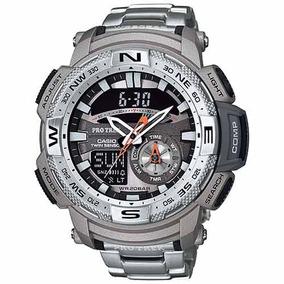 Relógio Casio Masculino Protrek Prg-280d-7dr