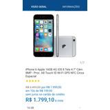 Iphone 6 Apple 16gb