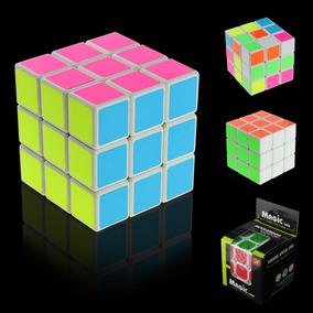 Conjunto De Muti-tipo Cubo Mágico Velocidad Puzzle Torcer